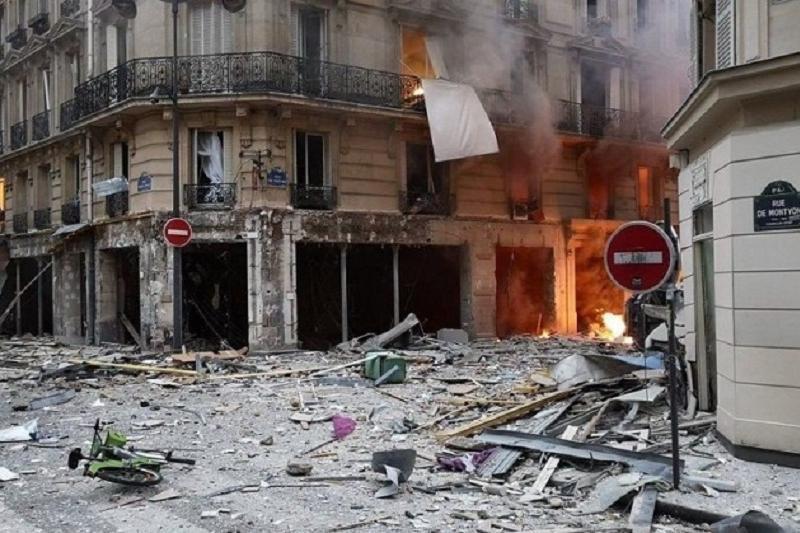 Париждегі жарылыс: Үйінділер арасынан тағы бір адамның денесі табылды