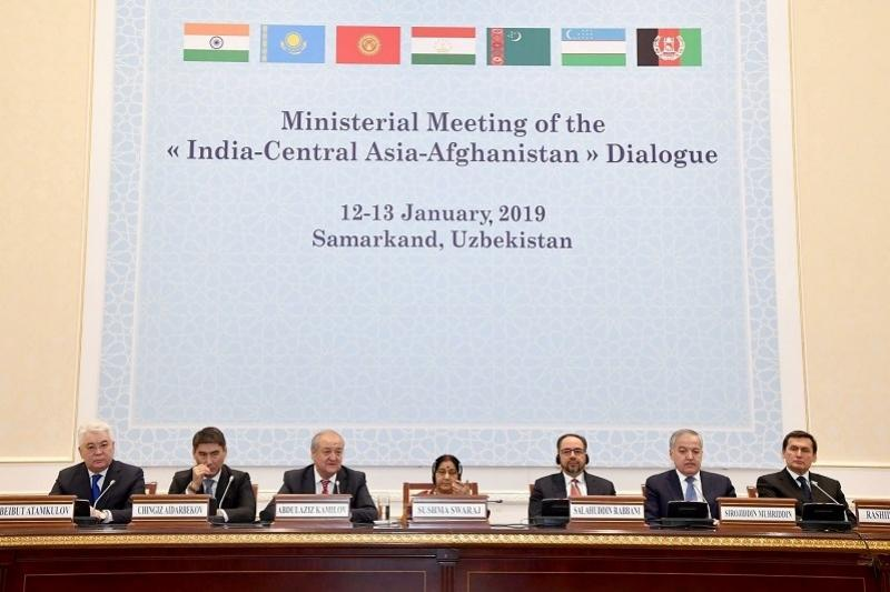 India brings forward some initiatives for Central Asia