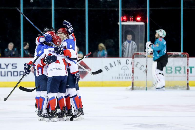 HC Arlan win IIHF Continental Cup by beating Belfast Giants