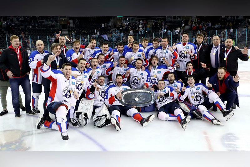 Что нужно знать о победе «Арлана» в хоккейном еврокубке
