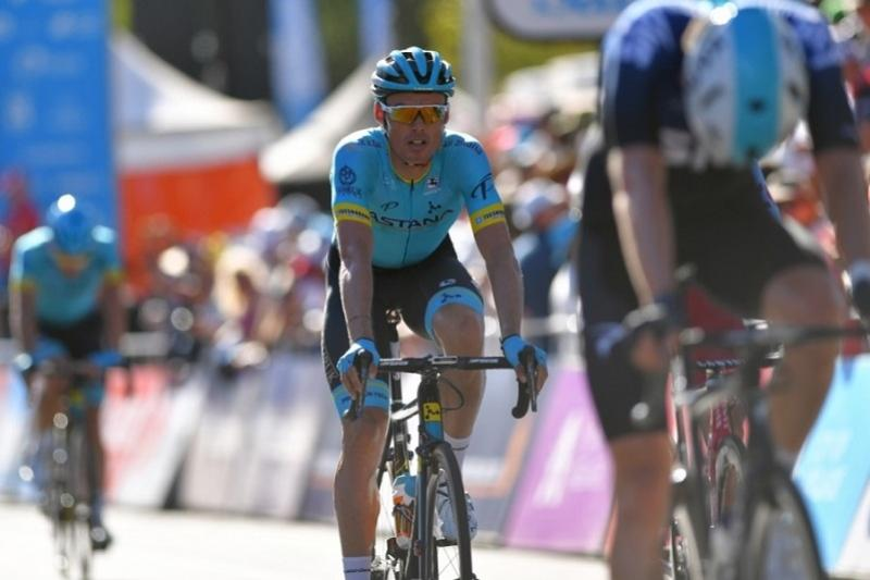 Astana Pro Team's Sanchez finishes 8th in Adelaide