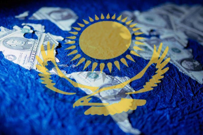 Международные резервы Казахстана увеличились до $88,6 млрд