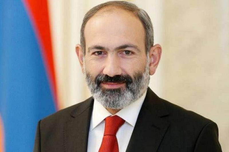 Никол Пашинян Армения премьер-министрі болып тағайындалды