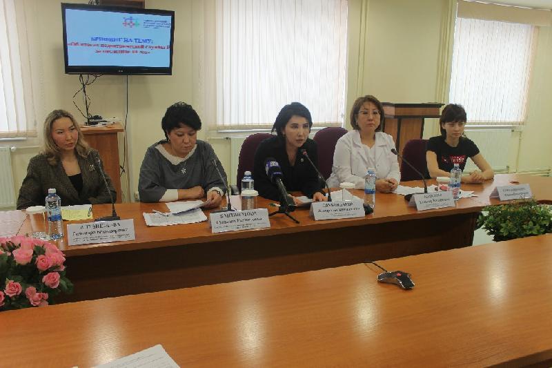 近10年哈萨克斯坦婴儿死亡率下降2倍