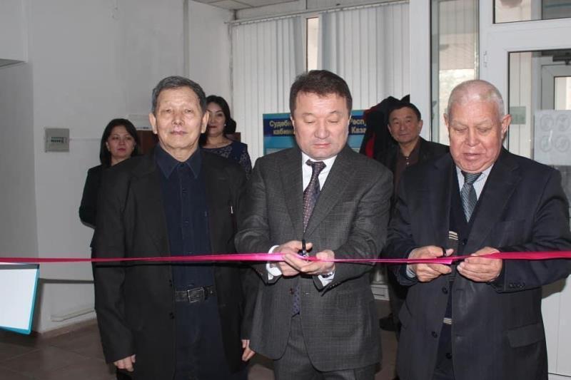 Алматы облысының Панфилов аудандық сотында құқықтық орталық ашылды