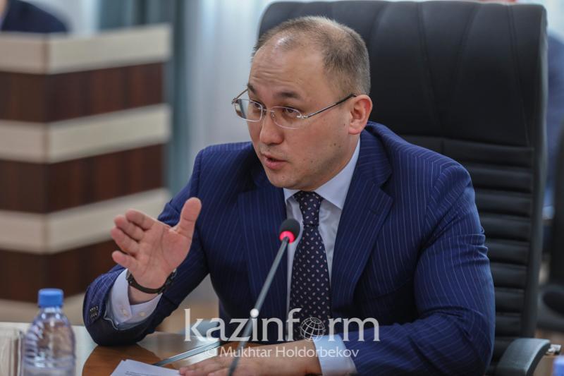 Дәурен Абаев 2018 жылы атқарылған жұмыстар жайлы есеп берді