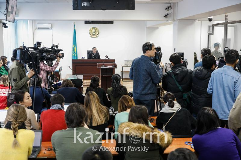 Дело об убийстве Дениса Тена: подсудимые выступили с последним словом