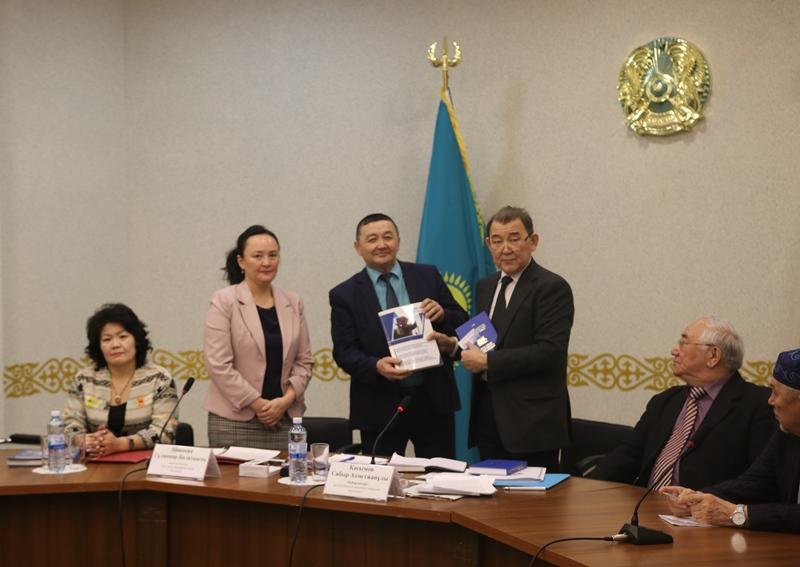 Общественный фонд «Каһармандар» презентовали в Акмолинской области