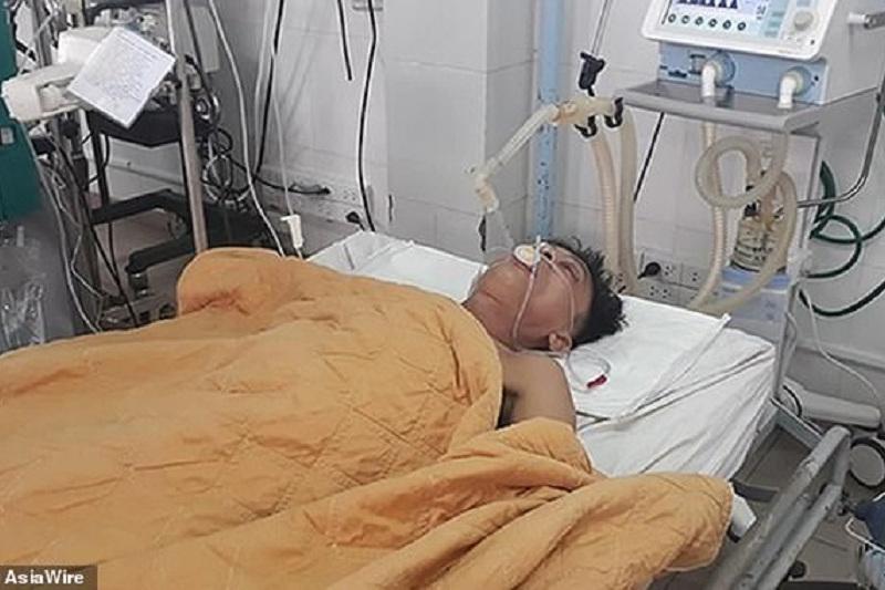 Дәрігерлер ер адамның өмірін 15 бөтелке сыраның көмегімен сақтап қалды