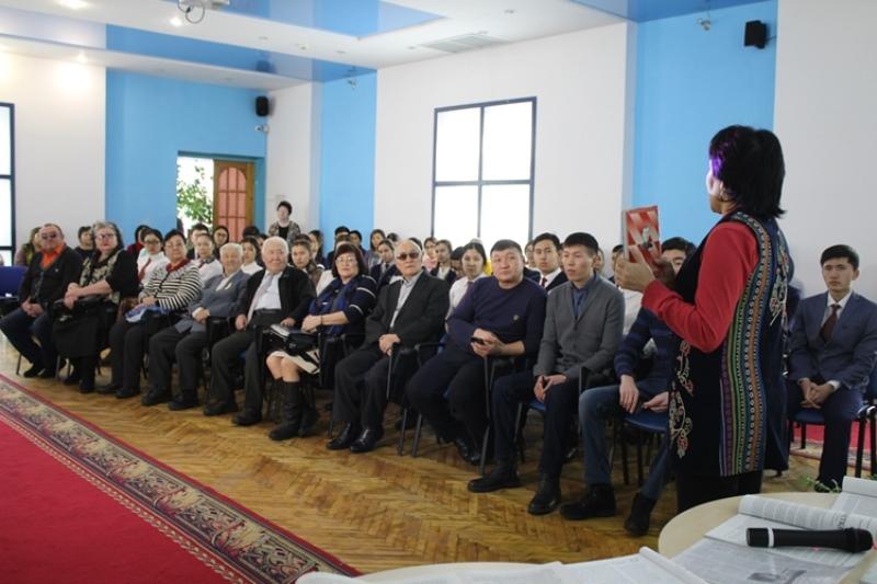 Рухани жаңғыру: вечер памяти известных писателей-юбиляров прошел в Усть-Каменогорске