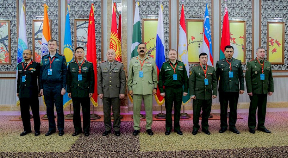 Meeting of heads of SCO defense institutions held in Bishkek