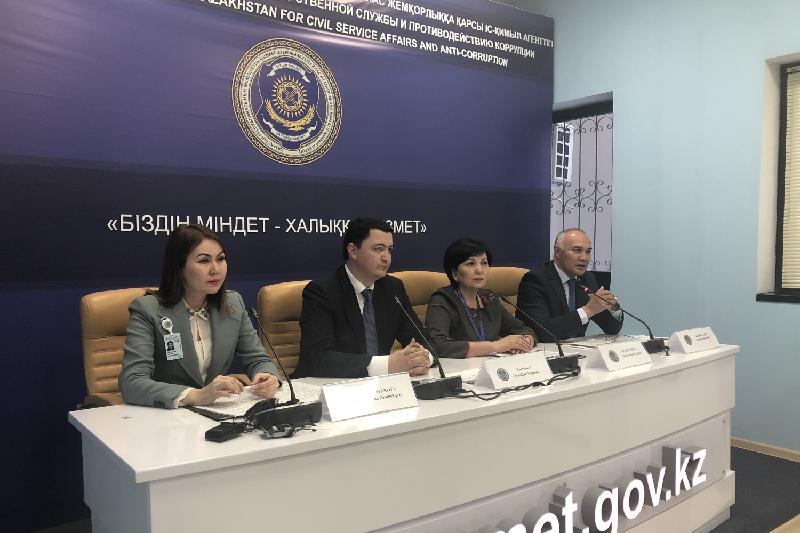 Подробности задержания акима в Акмолинской области сообщили в АДГСПК