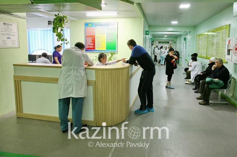 День открытых дверей пройдёт в поликлиниках Карагандинской области
