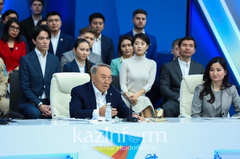 ҚР Президенті: Қазақстанның ең орасан жетістігі - қазақстандықтардың жаңа буыны