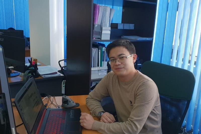 Азамат Маханов: Развитие и внедрение космических технологий - дело молодых