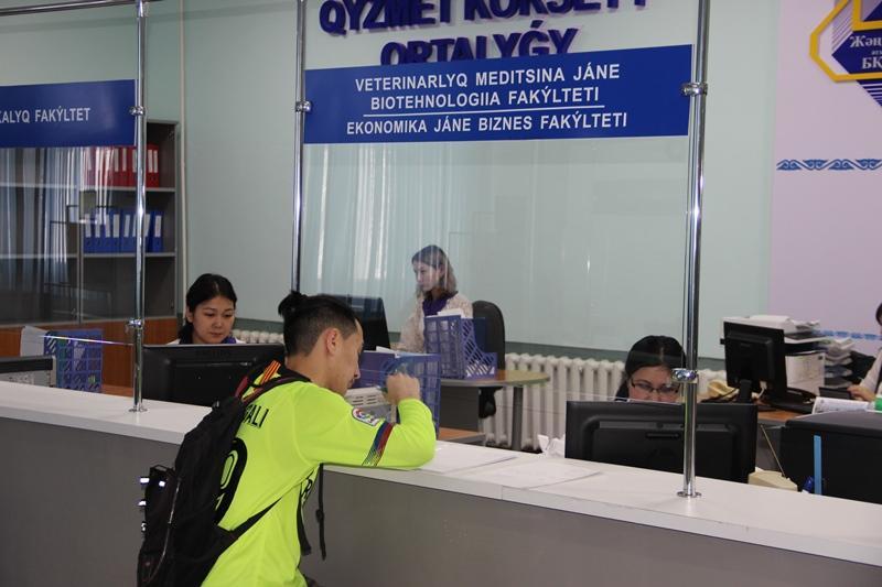 Жастар жылы: БҚО-дағы студент орталығында 35 қызмет түрі көрсетіледі