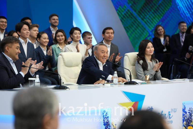 Нурсултан Назарбаев: Молодежь - это ключевой фактор конкурентоспособности нашей страны