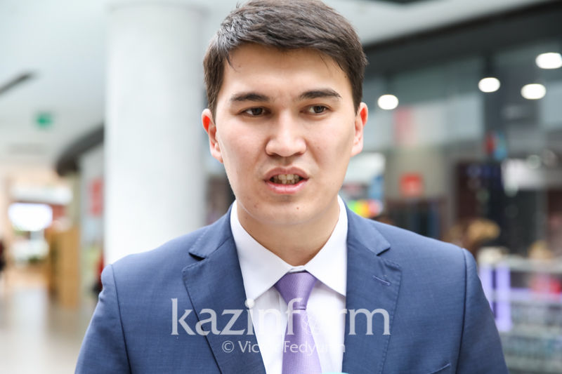 Молодежь должна подготовить страну к вызовам цифровой эпохи – Укибай Нурпеисов