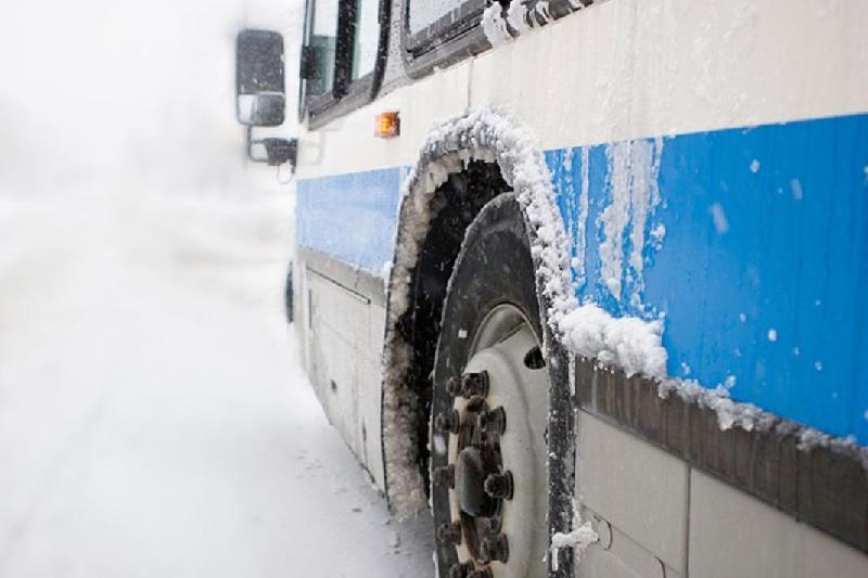Иностранцев спасли из сломавшегося автобуса в Акмолинской области