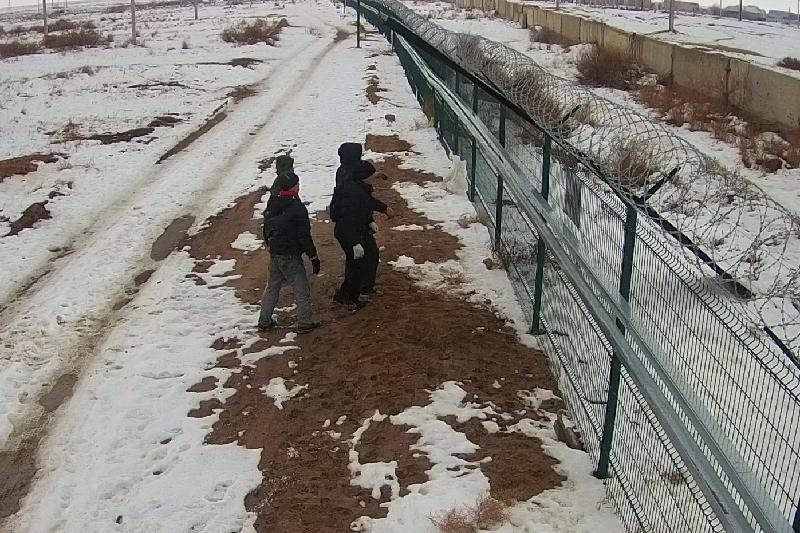 Нарушителей периметра города Байконура привлекут к ответственности