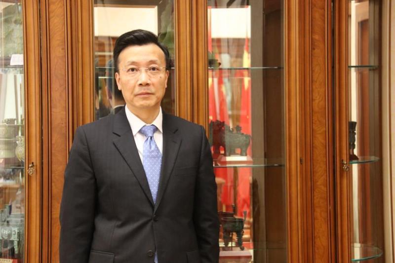 Посол КНР в РК: Поднимем паруса для дальнего плавания по восточному ветру «Одного пояса, одного пути»
