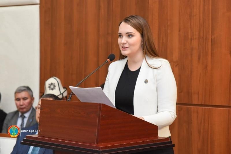 Наталья Карагеур: В Казахстане выросло поколение креативных молодых людей