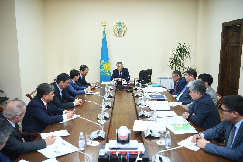 中国投资商计划向突厥斯坦投资510亿坚戈