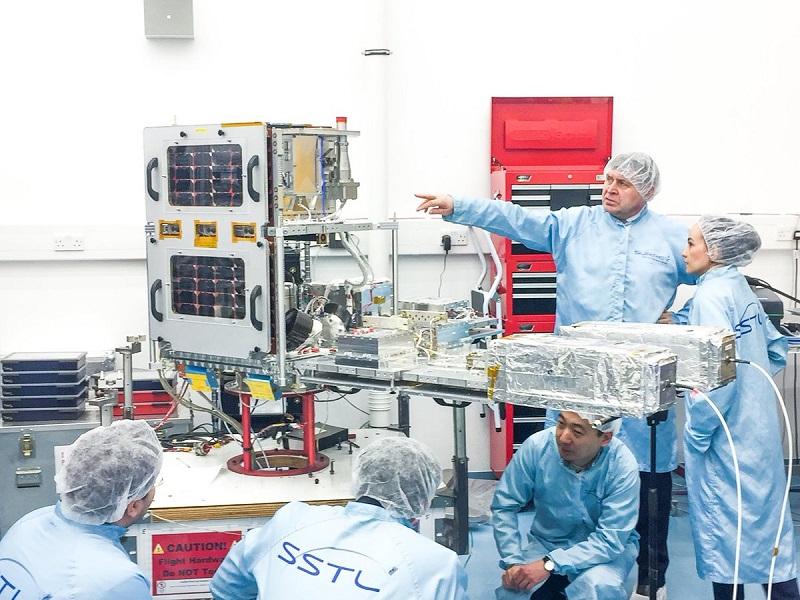 Год молодежи дает возможность проявить свои таланты - молодые инженеры Казкосмоса