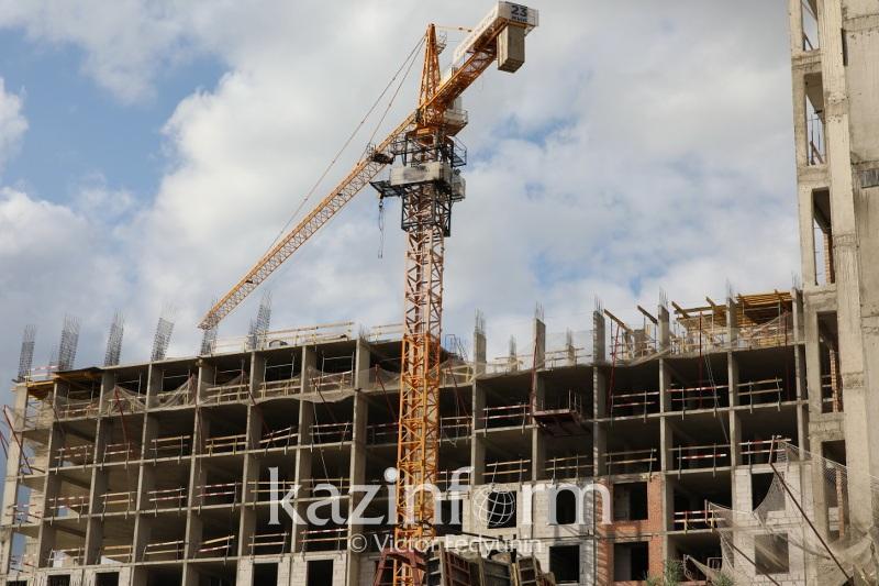 Астана, Алматы, Шымкент жастарына мың пәтер салу мамырда басталады