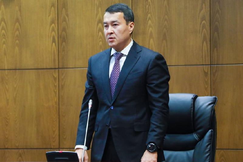 Глава государства нашел для министра Алихана Смаилова новое место