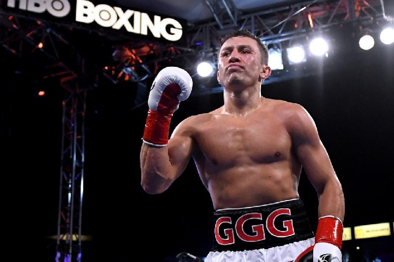 $45 million offered to Golovkin for two fights