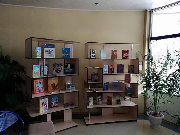 Библио-кафе открылось в кинотеатре Кокшетау