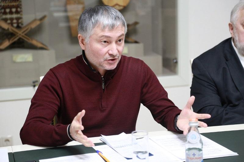 Ученые Казахстана и России обсудили статью «Семь граней Великой степи»