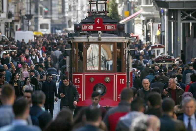 土耳其人口总数超8200万