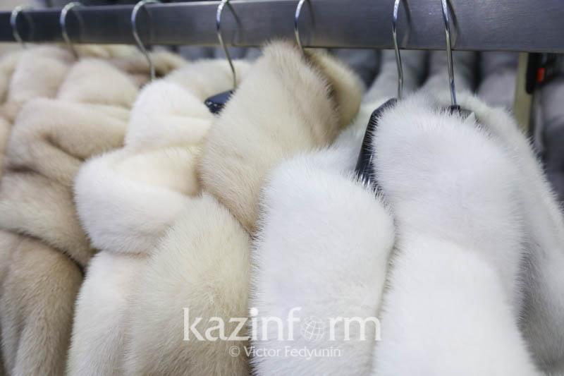 13 украденных норковых шуб вернули предпринимательнице в Алматинской области