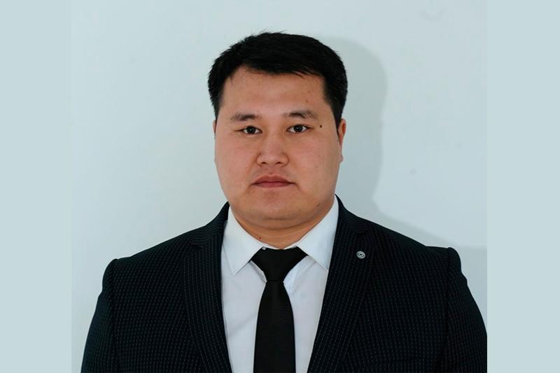 Алматы облыстық Жастар саясаты басқармасына жаңа басшы тағайындалды
