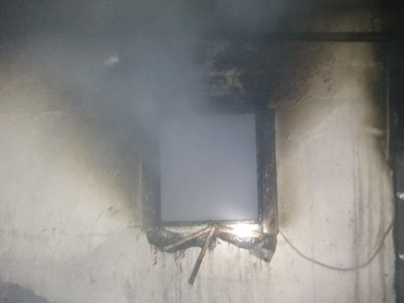 Пятеро детей погибли при пожаре в Астане