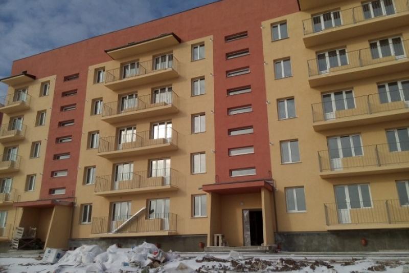 95 семей получат квартиры в одном из районов Акмолинской области