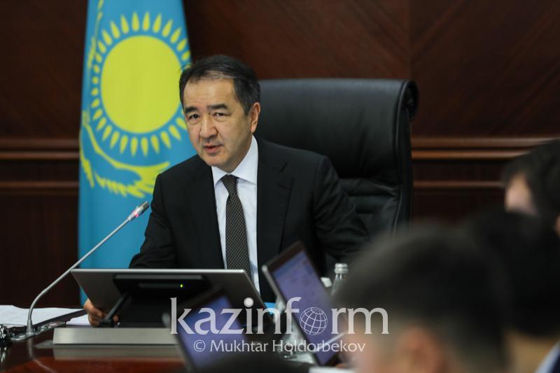 Премьер-Министр выразил соболезнования родителям погибших детей в Астане