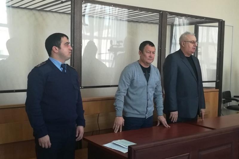 Экс-акиму Костаная вновь отказали в досрочном освобождении