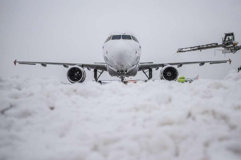 Несколько рейсов задержаны в аэропорту Алматы