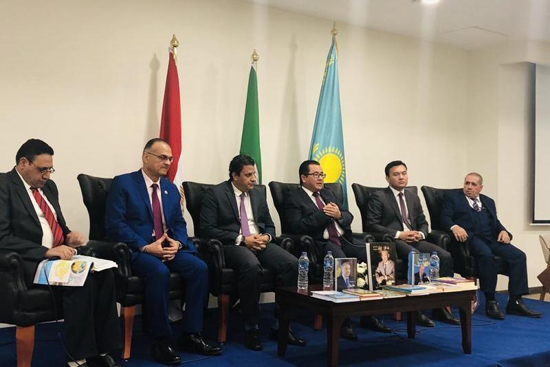 Проведение Дней Казахстана стало знаменательным событием в Каире