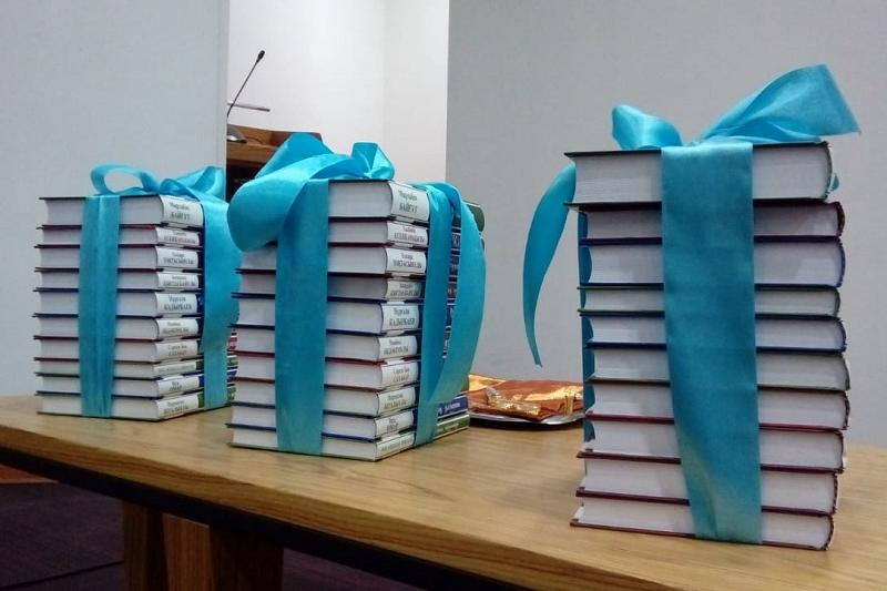 10 книг выпустили в Туркестане в рамках программы «Рухани жаңғыру»