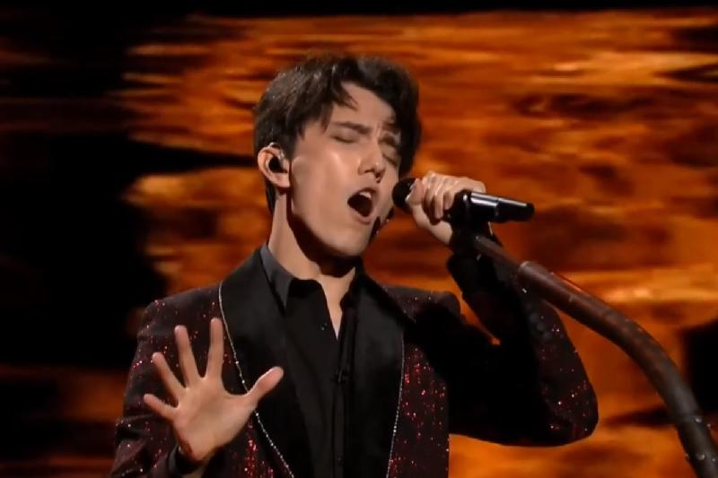 Dimash Qudaibergen stuns World's Best talent show