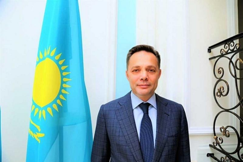 Виктор Темирбаев назначен послом РК в Латвии по совместительству