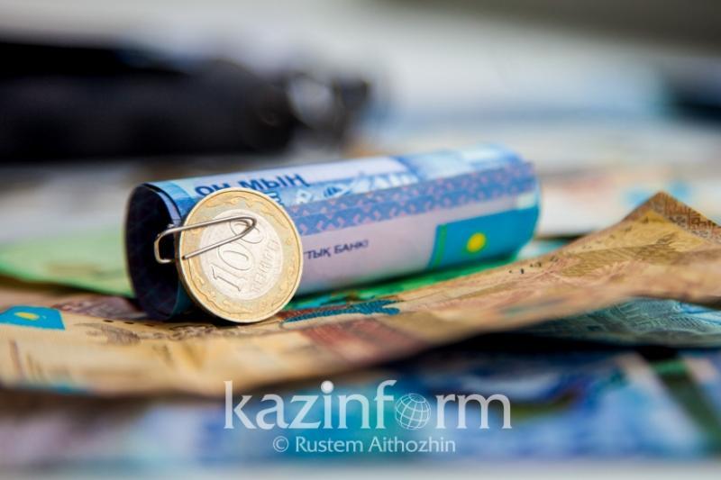 Среднюю зарплату посчитали в Северном Казахстане