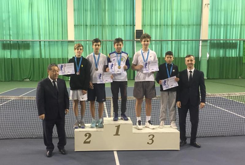 «Звезд» большого тенниса воспитывают в Таразе