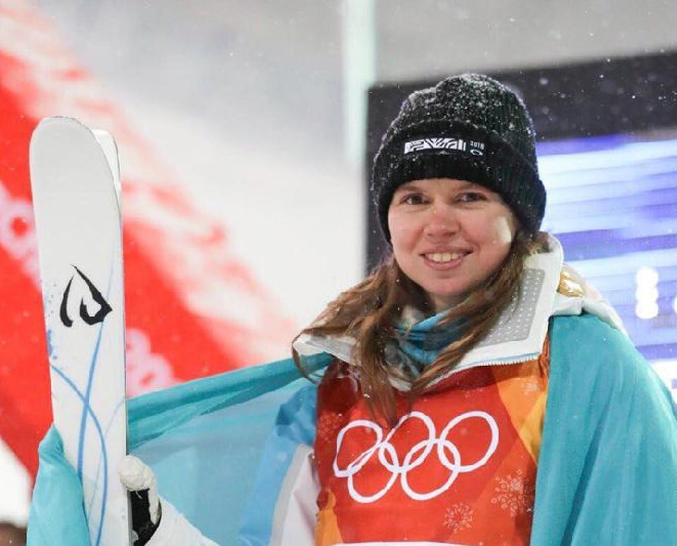 Юлия Галышева фристайл-могулдан әлем чемпионы атанды