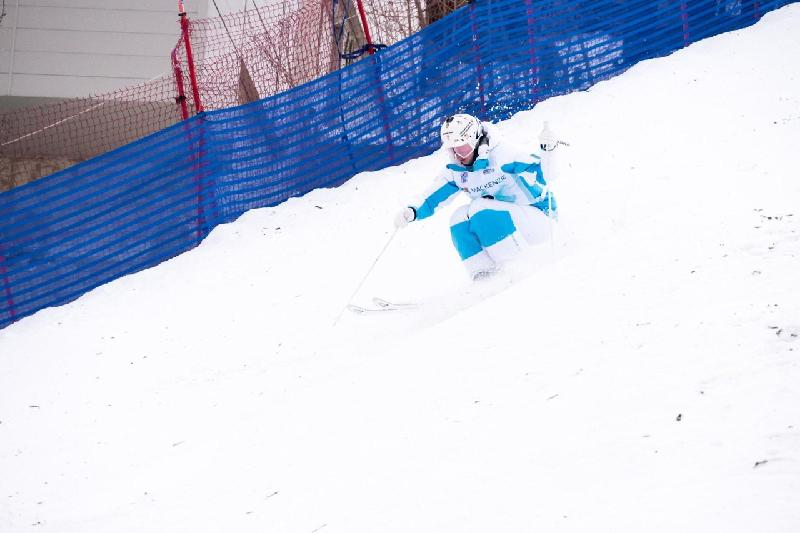 Юлия Галышева заняла четвертое место на ЧМ в параллельном могуле