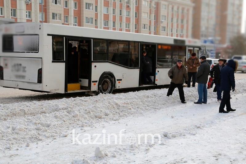 Не платить за проезд разрешило пассажирам руководство автопарка в Атырау